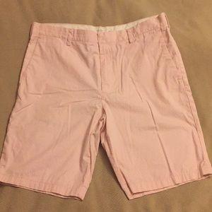 Club Monaco pink polka dotted shorts